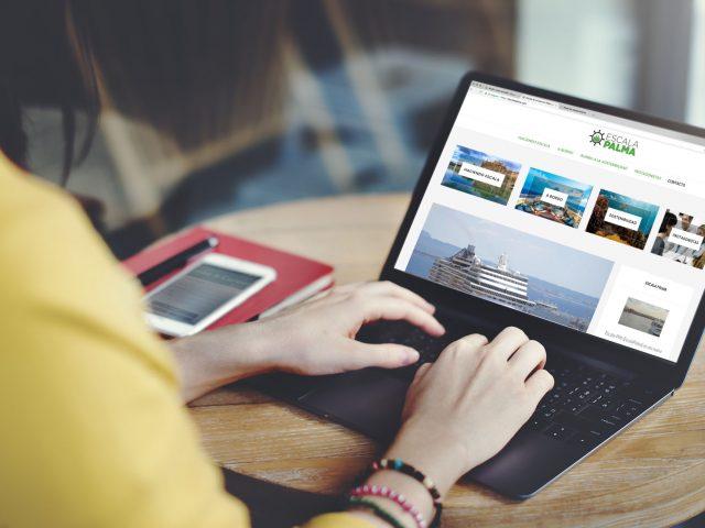 Nace EscalaPalma, una nueva plataforma digital para informar sobre el valor de la actividad crucerista