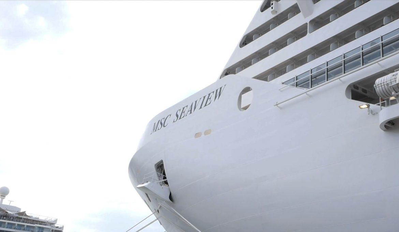 Cómo funciona la gestión de aguas a bordo de un gran crucero como el MSC Seaview
