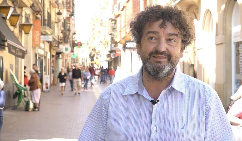 """""""Para el comercio el turismo de cruceros es muy positivo""""  Toni Gayá"""