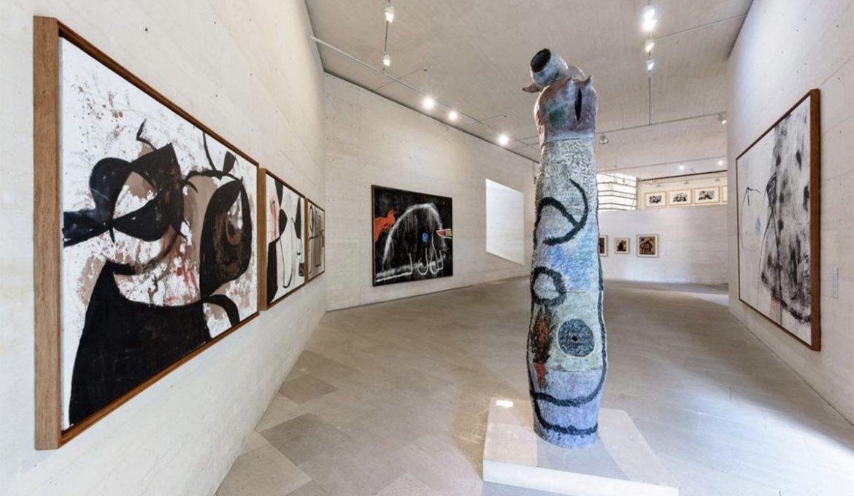 Fundación Miró Mallorca, el gran legado de Joan Miró